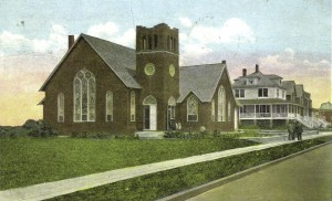 Atlantic United Methodist Church marks 100 years