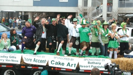 Ocean City's St. Patrick's Day parade canceled