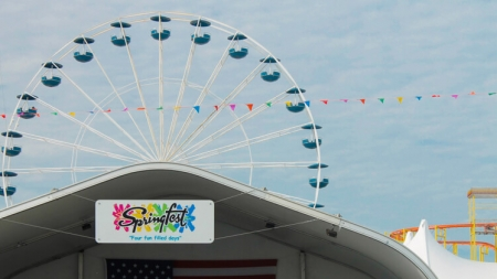 Ocean City's 25th annual Springfest runs through Sun.