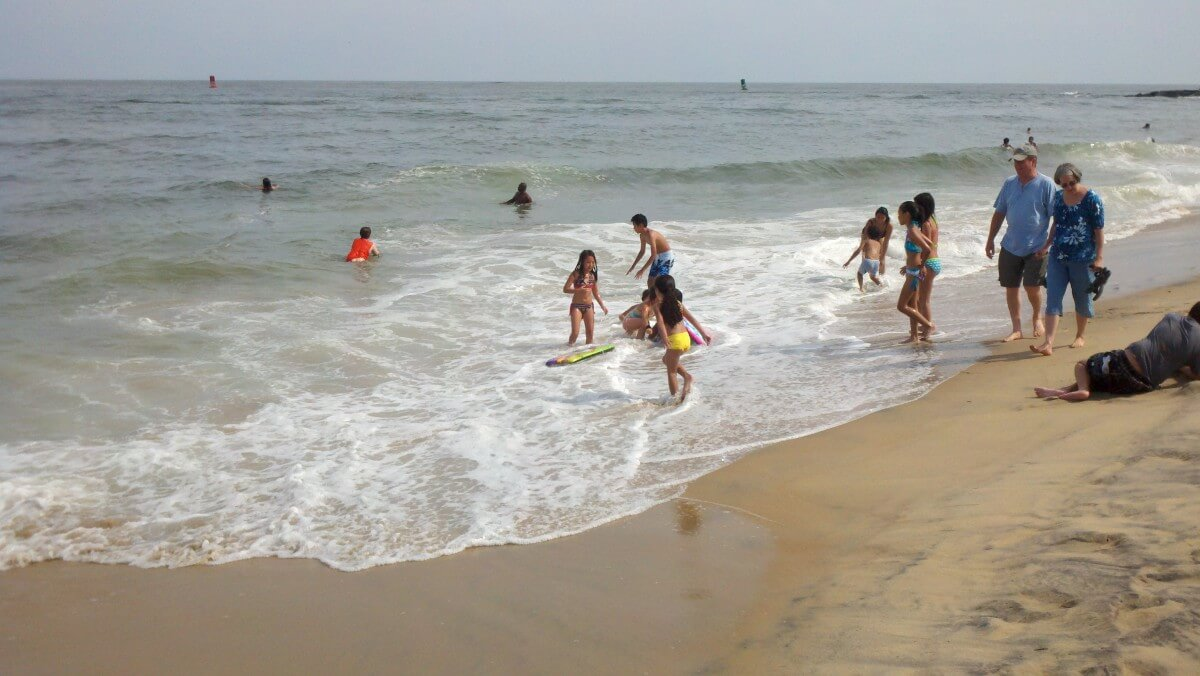 Image result for Ocean City Beach, Ocean City, Maryland