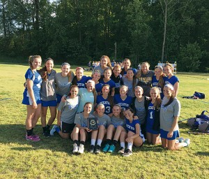 Decatur girls' lax team two-time regional champs