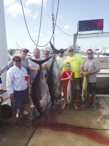 MSSA's 26th Tuna-ment Tournament, June 19-21
