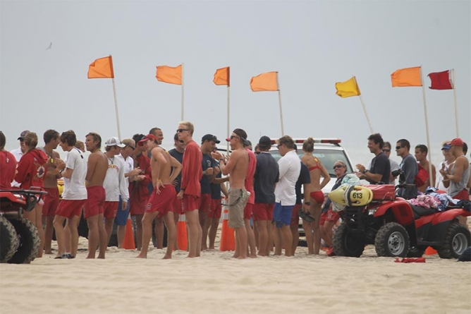 Beach Patrol Ready for Summer