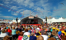 2016 42nd Annual Sunfest Kicks Off Fall Season in OCMD