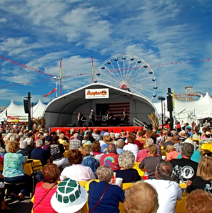 Annual Sunfest Kicks Off Fall Season in OCMD
