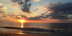 Sunrises Over Ocean City (10 photos)