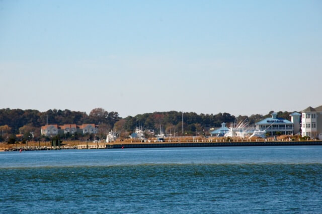 Assawoman Bay