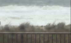 Ocean City is experiencing flooding in low lying areas; more updates
