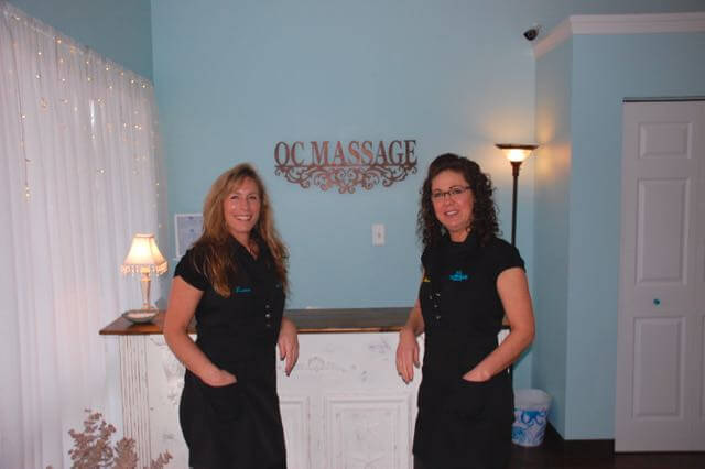OC Massage: Where to get a massage in Ocean City