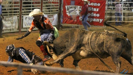 Lone Star Rodeo keeps it interesting