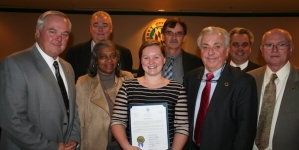 Big brothers/Big Sisters honored by commissioners