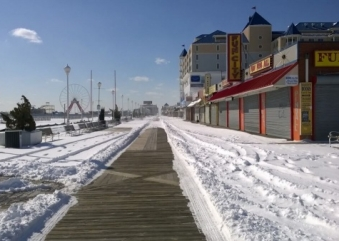 10 free things to do during an Ocean City winter
