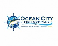 Ocean City Fish Company (logo)