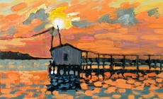 Artist Debra Howard to offer Tangier Island presentation