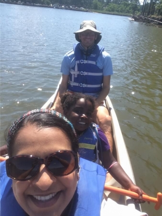 Kayaking at Janes Island State Park