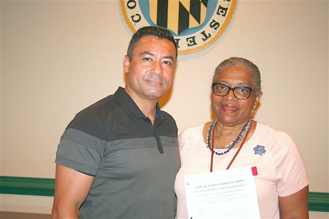 Worcester County Commissioner appointed to Recognition Advisory Committee  for Maryland Commission on Indian Affairs