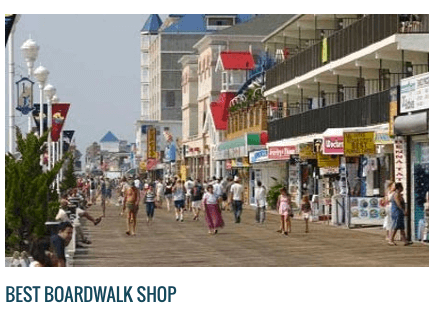 Best Places to Shop on the Boardwalk