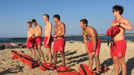 Can You Sit the Stand? What it takes to be a lifeguard in Ocean City