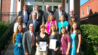 Commissioners recognize September as National Suicide Prevention Month