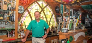 Greg Shockley keeps busy year round at Shenanigans
