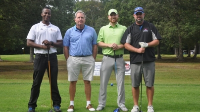 Golf Tournament Proceeds Benefit Youth Recreation