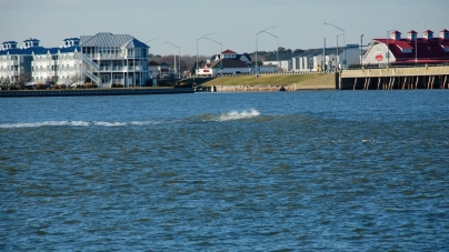 Photo adventures in the Ocean City wintertime