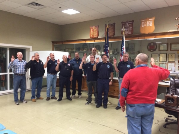 Ocean City VFC Announces New Leadership