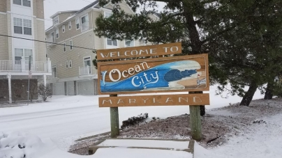 Top 10 Ocean City videos from the Jan. 7 storm