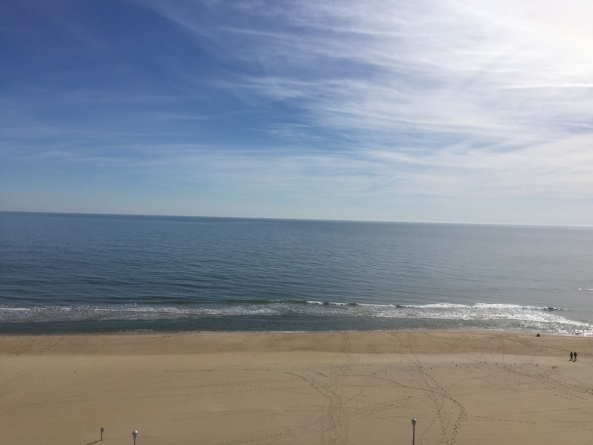 Valentine's Day Keeps Ocean City Warm
