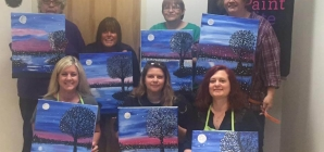 OCFC Ladies Auxiliary paint night fundraiser announced