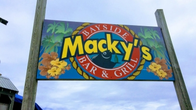Macky's cultivates a family-friendly atmosphere