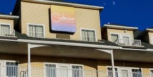 Gateway Hotel and Suites, steps from the beach and worlds away