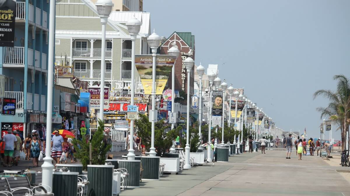 Ocean City Maryland House Rentals With Pool