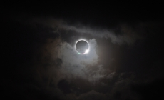 Watching the solar eclipse in Ocean City