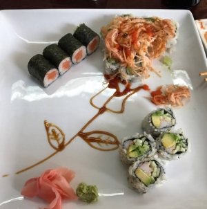 Top 5 places to get sushi in Ocean City