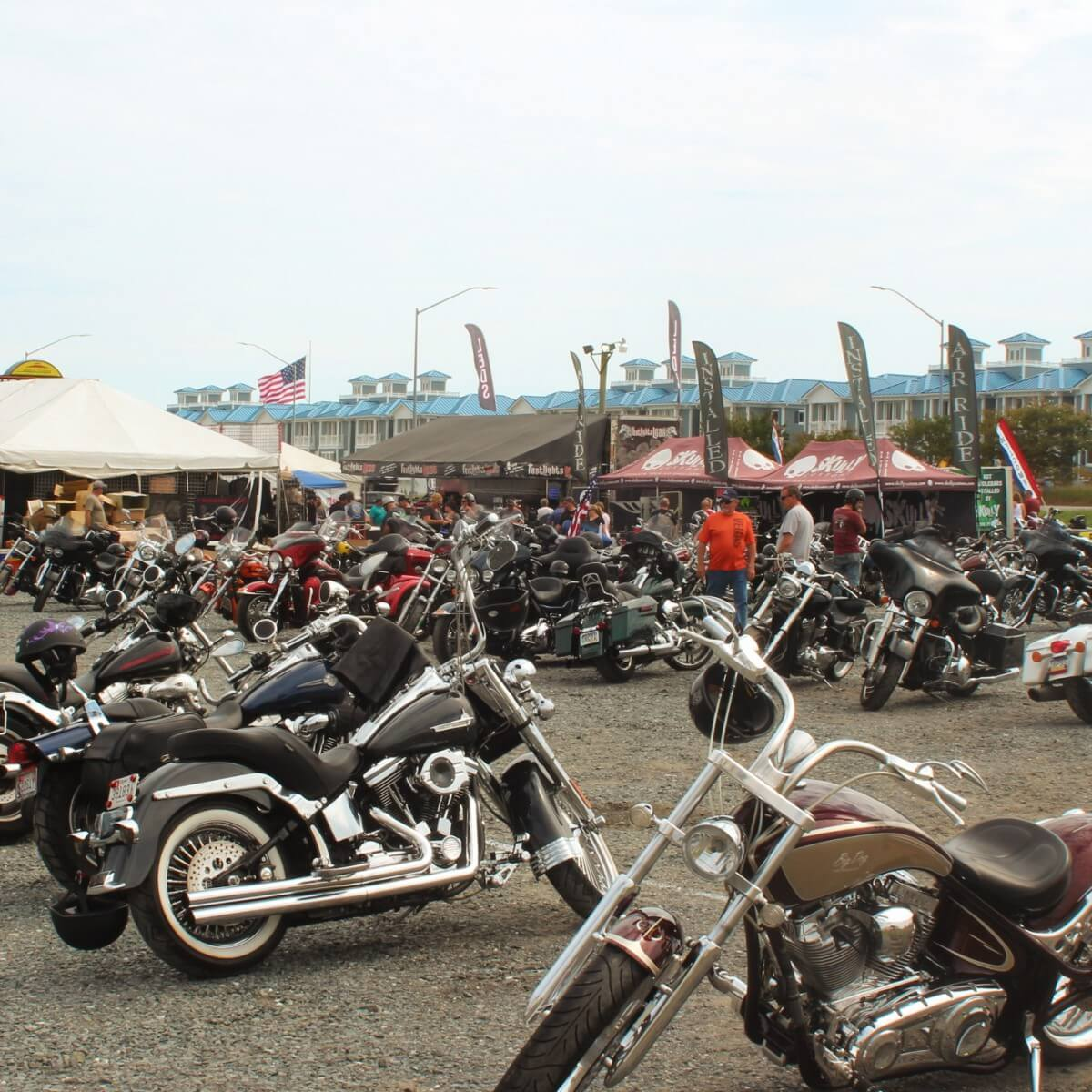 Hooper's bike week