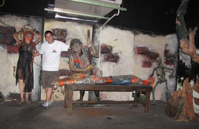 An interview with Ocean City's biggest Haunted House fan