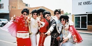 For one weekend, Ocean City is overrun by Elvises