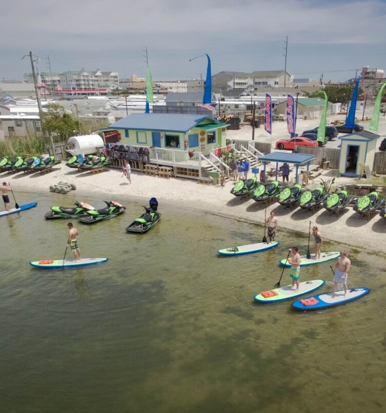 Odyssea Watersports prepares for another summer of fun (+ win a summer jet ski rental!)