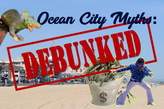 10 myths about Ocean City, debunked